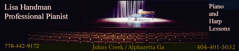 Lisa Handman Alpharetta  Piano Lessons